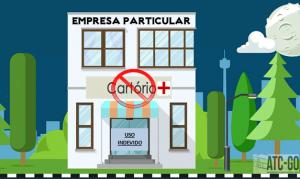 CARTORIO X EMPRESA PARTICULAR 1